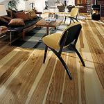 Dřevěná plovoucí podlaha  Kährs - kolekce Nordic Naturals  Jasan Gotland