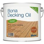 Bona Decking Oil teak - 2,5L
